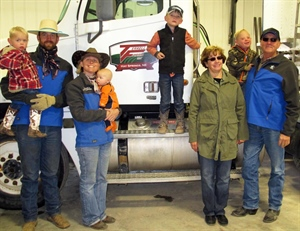 Terrell Farms manages  natural resources in Nebraska Panhandle